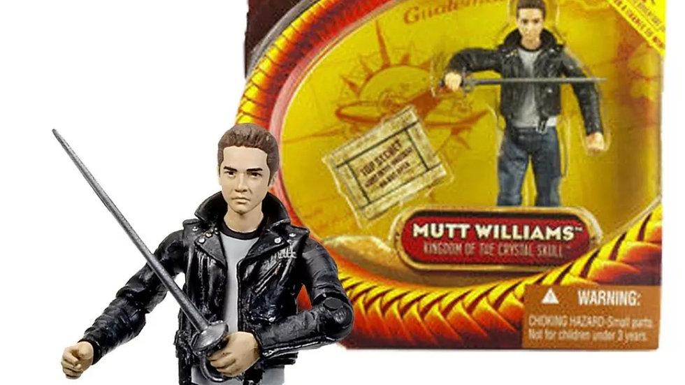 "Indiana Jones - Mutt Williams 3 3/4"" Action Figure"