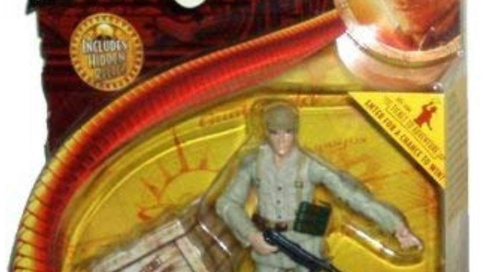 """Indiana Jones Hasbro German Soldier 3 3/4"""" Action Figure"""