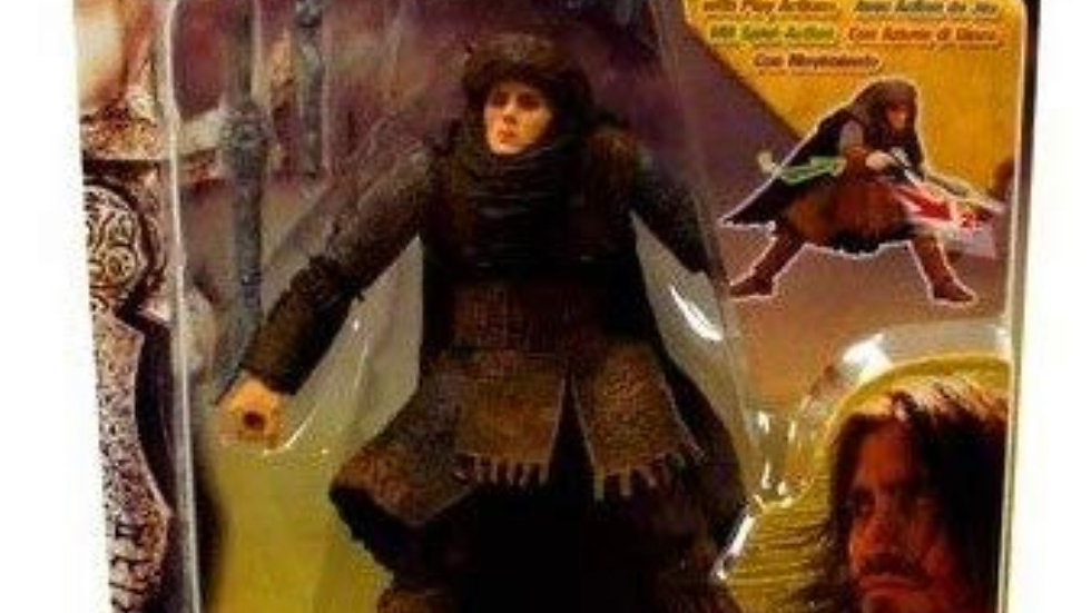 McFarlane Toys Prince of Persia 6 Inch Action Figure Zolm Lead Hassansin