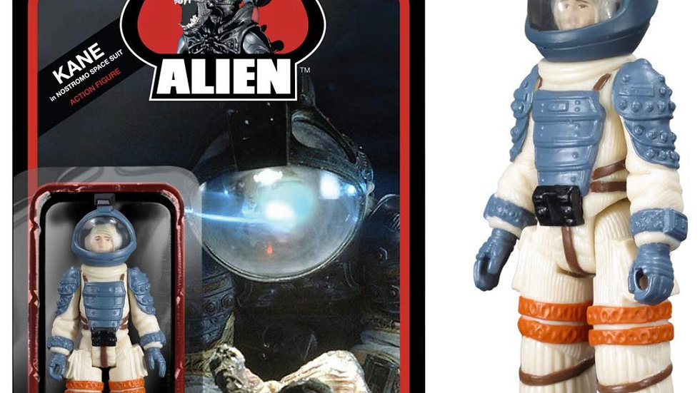 "Funko Alien Kane ReAction Figure 3 3/4"" Retro Action Figure"