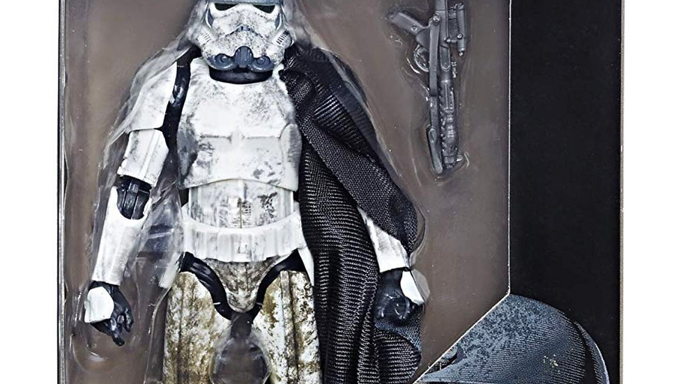 "Star Wars The Black Series 6"" Stormtrooper (Mimban)"