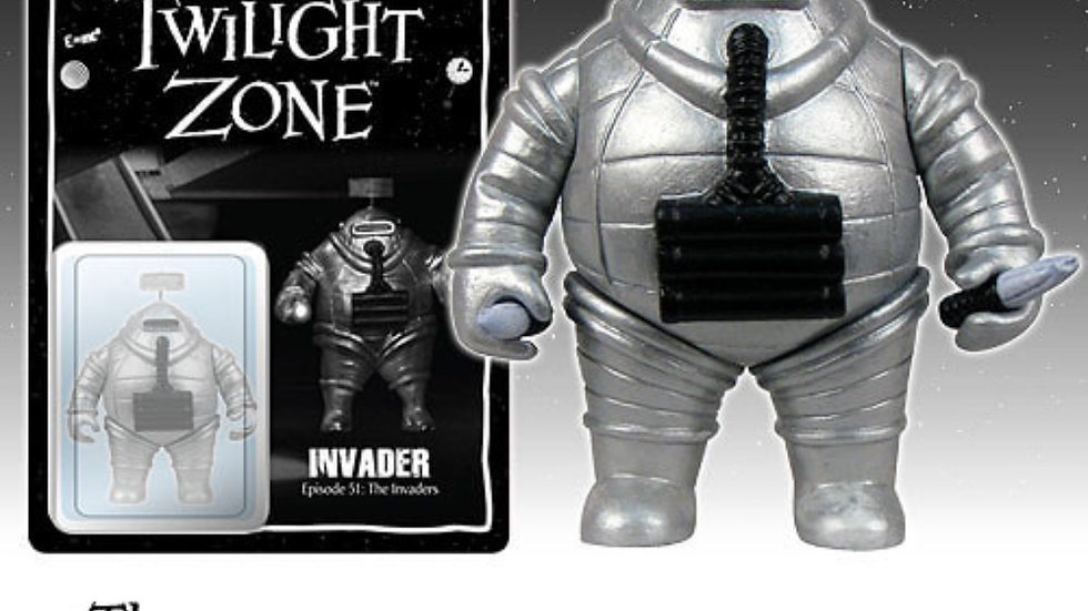 The Twilight Zone Bob Wilson 3 3/4-Inch Action Figure