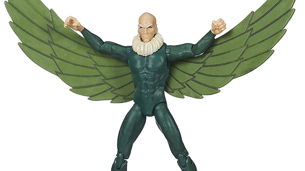 "Marvel Infinite Series Marvel's Vulture Hasbro 3 3/4"" Action Figure"