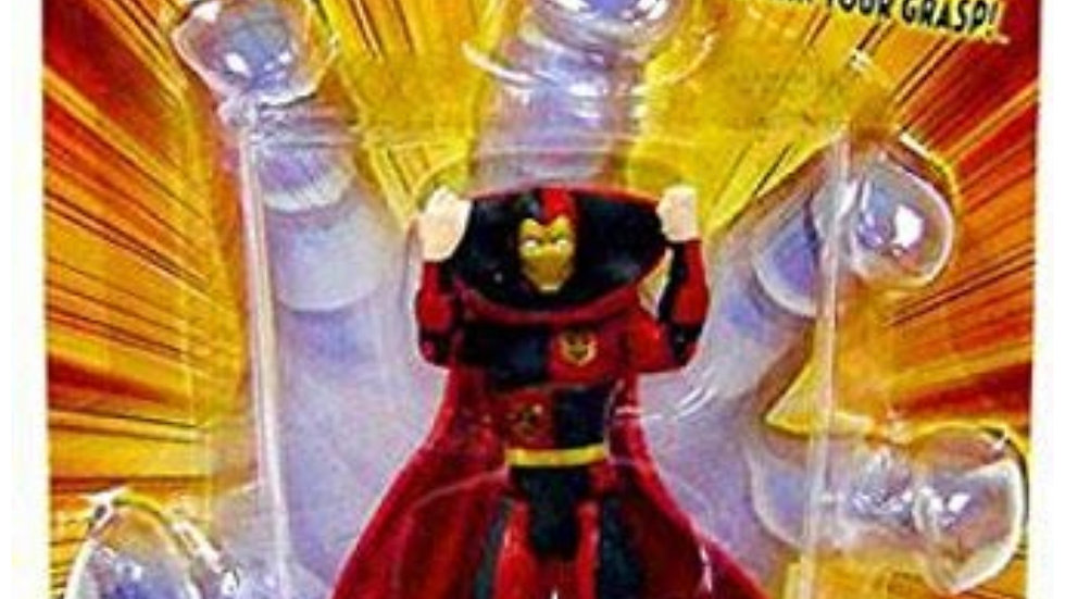 DC Universe Infinite Heroes Exclusive Crisis on Infinite Earths Action Figure #4
