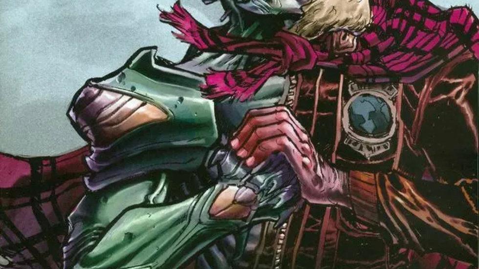 Martian Manhunter #5 DC COMICS 4th Series Comic Book