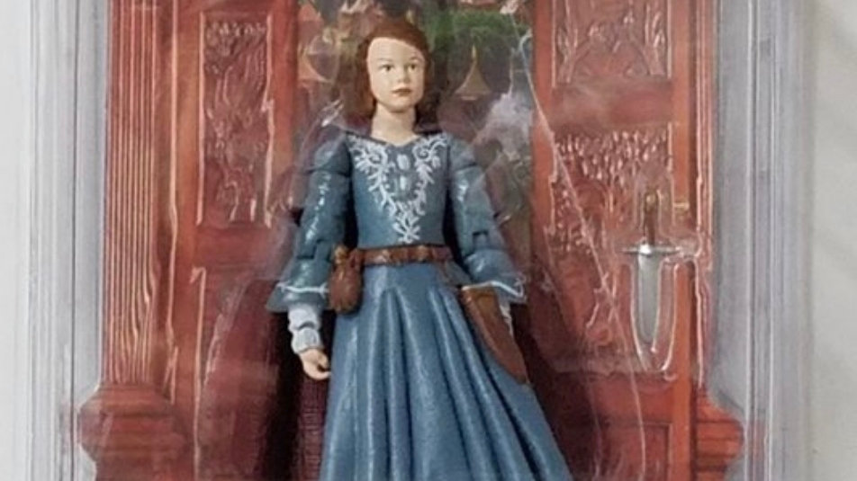 Disney The Chronicles of Narnia Lucy Action Figure