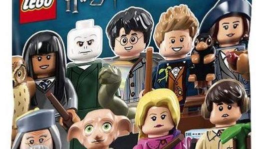 LEGO Harry Potter Fantastic Beasts Minifigure Series - Random