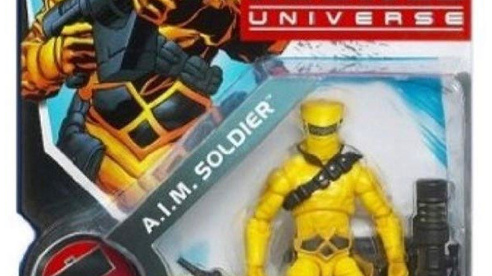 Hasbro Marvel Universe Series 8 A.I.M. Soldier Action Figure #16