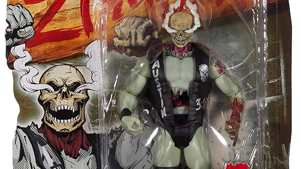 "WWE WWF Zombies Stone Cold Steve Austin 7"" Action Figure"