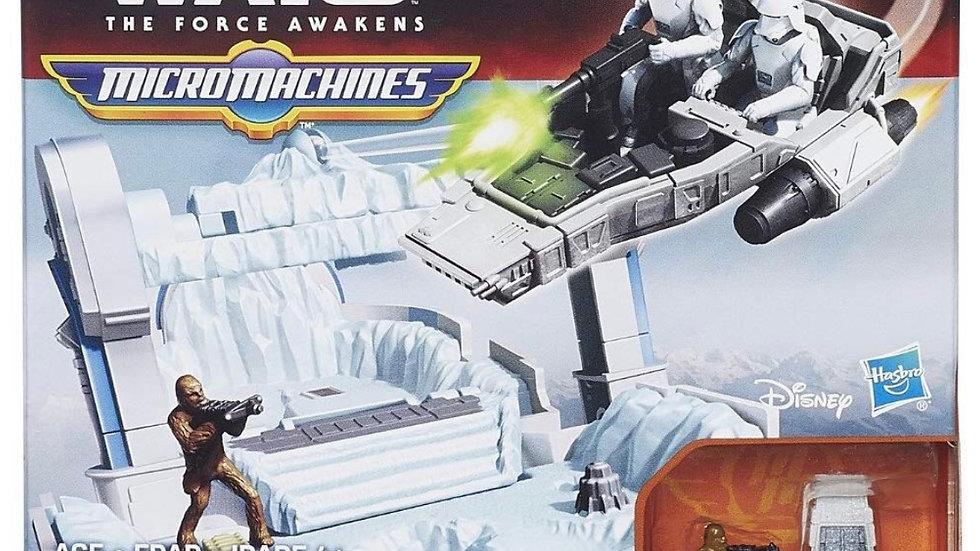 Hasbro Star Wars: The Force Awakens: Micro Machines: R2-D2 Playset
