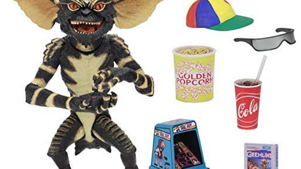 Gamer Gremlin Neca Exclusive Action Figure 7""