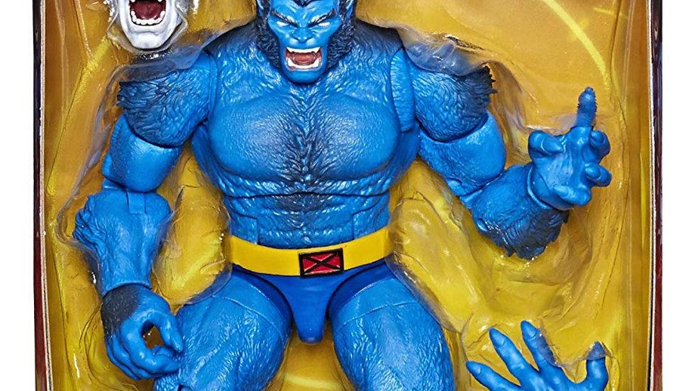 "Marvel Hasbro Legends Series 6"" Collectible Action Figure Beast"