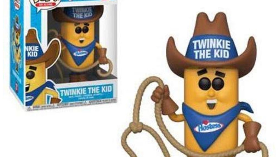 Funko Pop Ad Icons: Hostess - Twinkie The Kid Collectible Figure