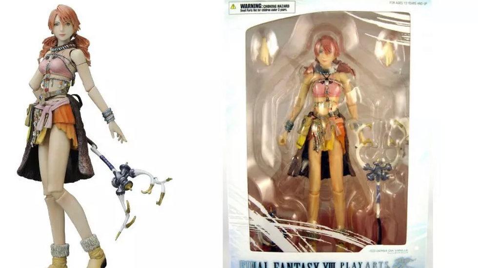 Final Fantasy XIII Square Enix Play Arts Kai Oerba Dia Vanille NEW Action Figur