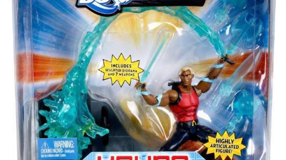 "DC Universe Young Justice 6"" Aqualad Figure Deluxe Action Figure"