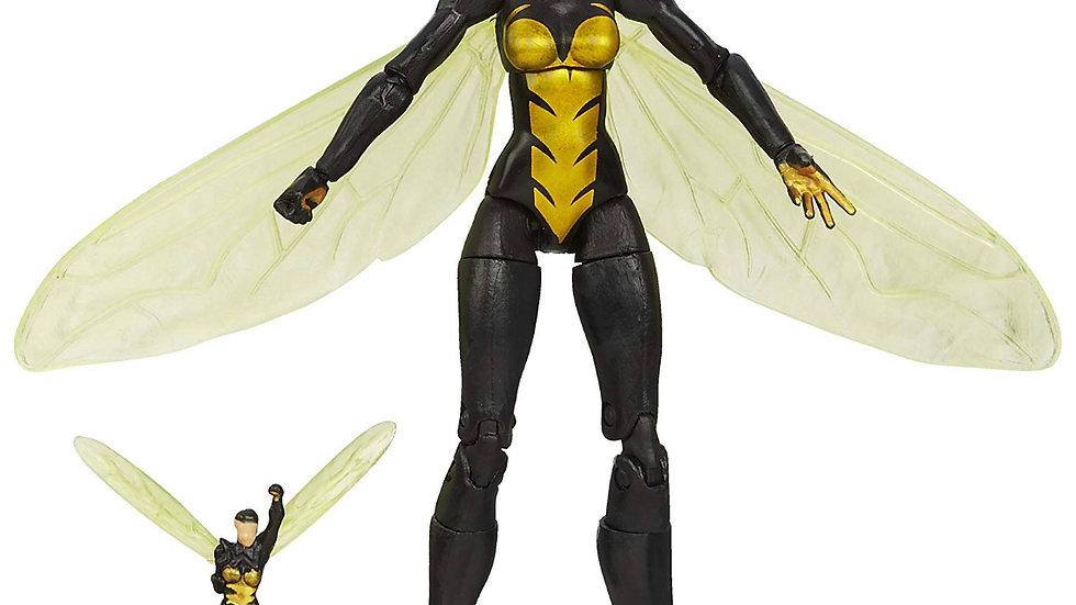"Marvel Avengers Infinite Series Marvel's Wasp Figure 3 3/4"""
