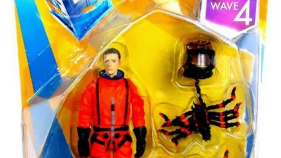 Doctor Who the Twelfth Doctor in spacesuit wave 4 with space germs