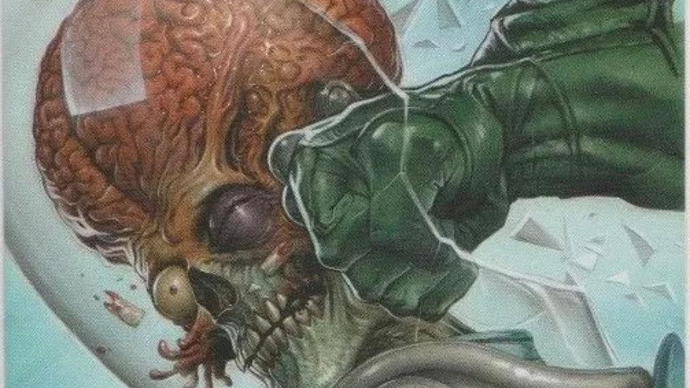 Mars Attacks Judge Dredd # 3 IDW Publishing