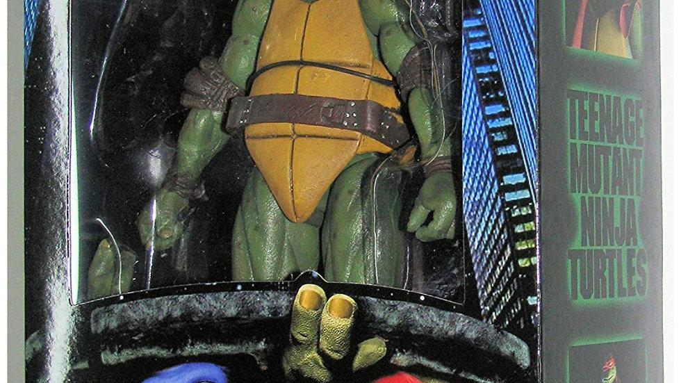 Teenage Mutant Ninja Turtles 90's Movie Raphael 6.5-inch Action Figure by N