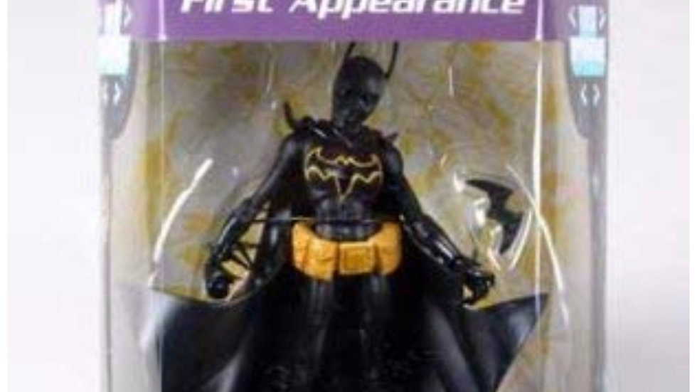irst Appearance 3: Batgirl Action Figure