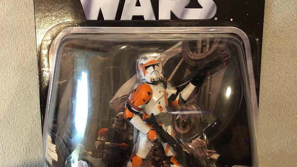 Star Wars - The Saga Collection - Episode III Clone Commander Cody