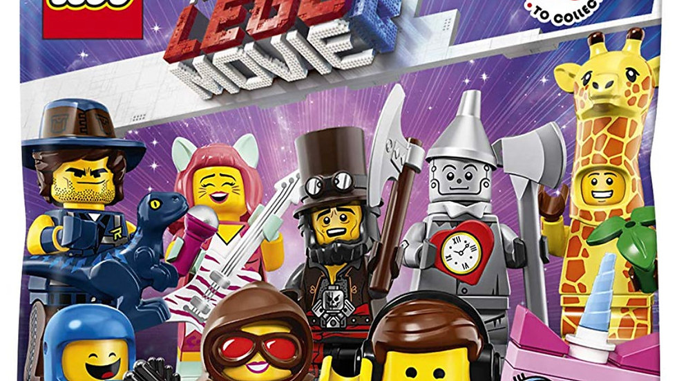 LEGO Minifigures The Movie 2 71023 Building Kit (1 Minifigure)