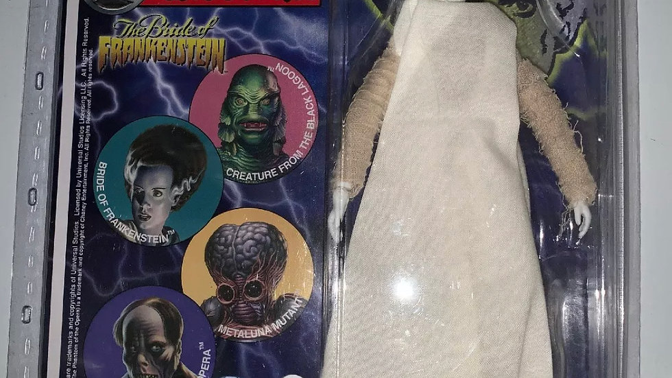 "Bride of Frankenstein 8"" Retro Cloth Universal Monsters Action Figure Diamond"