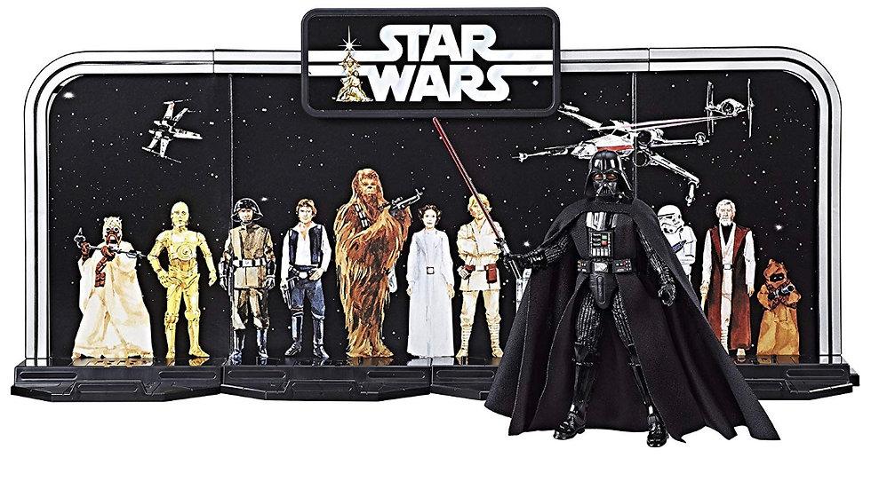 Disney Star Wars Black Series 40th Anniversary Collection - Black, 6 Inch Darth