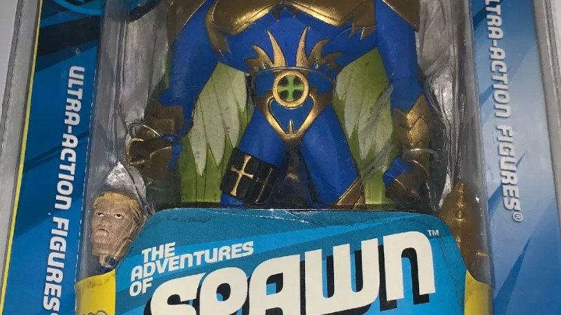 Redeemer Hero The Adventures of Spawn Cartoon Ultra Action Figure McFarlane