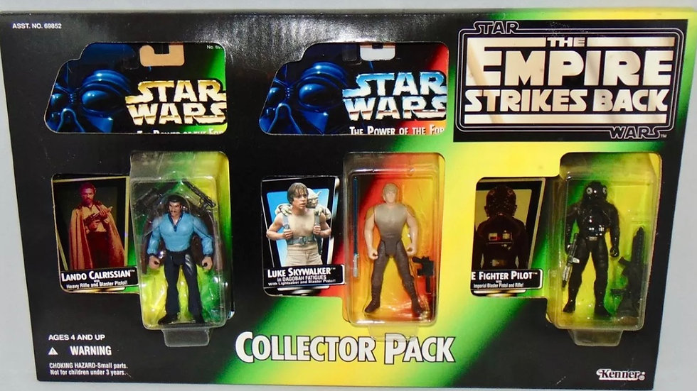 Kenner Star Wars Empire Strikes Back Collector Pack