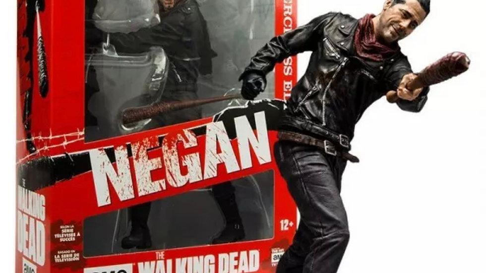"McFarlane Toys Walking Dead Negan Merciless Edition 10"" Deluxe Figure"