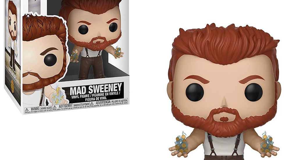Funko Pop! TV: American Gods - Mad Sweeny Collectible