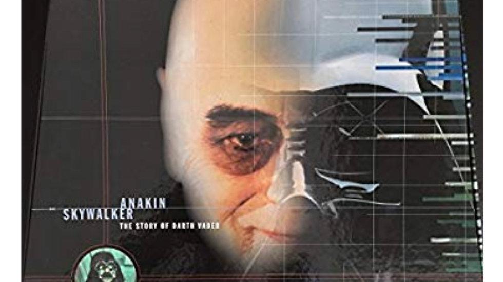 Anakin Skywalker with Star Wars Masterpiece Edition Hardcover Book