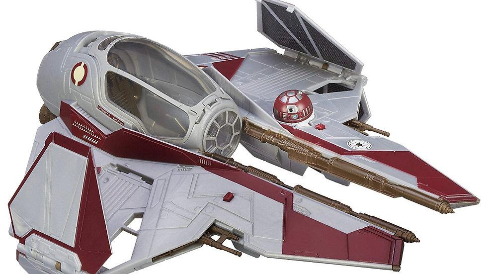 Star Wars ROTS Obi-Wan Jedi Starfighter
