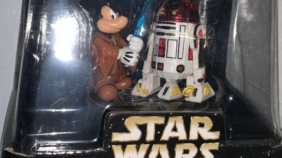 Star Wars Weekends Disney Tours Jedi Mickey and R2-MK