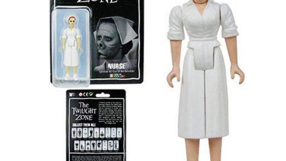 Bif Bang Pow! Twilight Zone Nurse 3 3/4-Inch Figure in Color