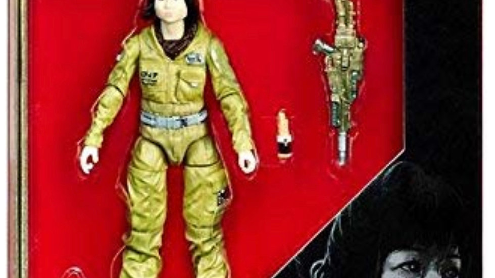 Star Wars 2017 The Black Series Resistance Tech Rose (The Last Jedi) Action Figu