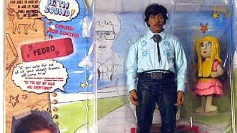 """Mcfarlane Toys Napoleon Dynamite 7"""" Action Figure Pedro"""
