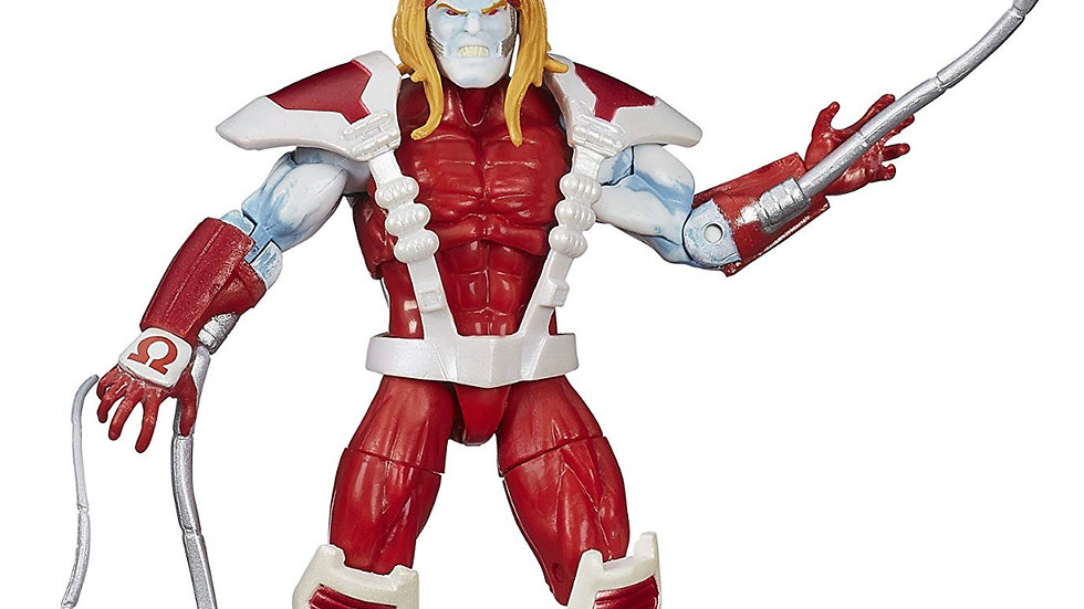 Marvel Avengers Infinite Series Omega Red Figure, 3.75""