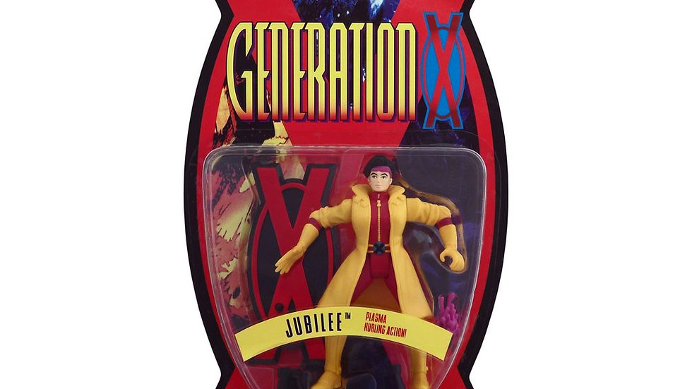 Toy Biz Marvel X-Men Generation X Jubilee Action Figure