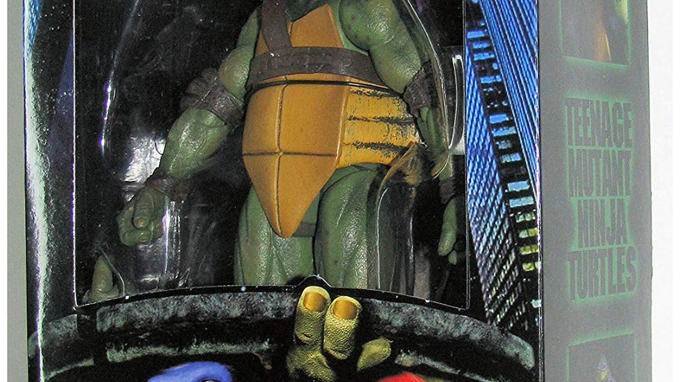 "Teenage Mutant Ninja Turtles 90's Movie Donatello 6.5"" Inch Action Figure NECA"