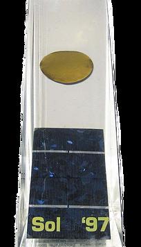 Messepreis Solar