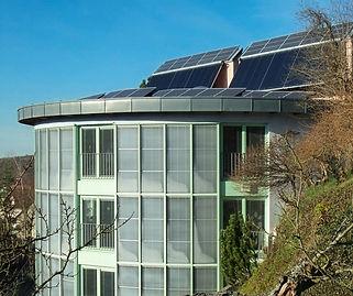 Solarhaus Abrecht