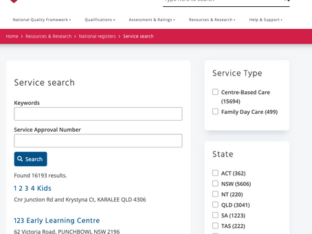 AUSTRALIAN Preschool Photographers - Your Client National Database is HERE