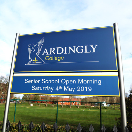 Ardingly College Project