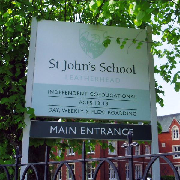 St John's School Project