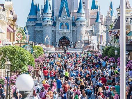 The Six Annoying People You Meet at Disney (Part I)