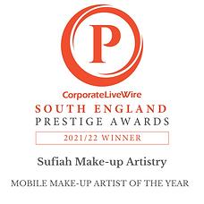 Award winning makeup artist
