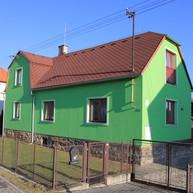 Rodinný dům Vikýřovice