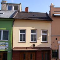 Rodinný dům Zábřeh